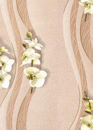 Обои на стену Нью Сервис Эксклюзив Орхидея 029-03 бумажные обои