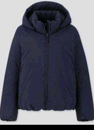 Зимова куртка на пуху. Uniqlo