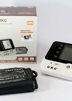 Тонометр автоматический Ukc BL-8034 с индикатором аритмии