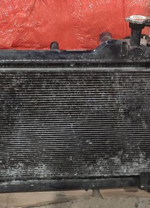 Панель в сборе радиатор вентиляторы диффузор Mitsubishi Outlan...