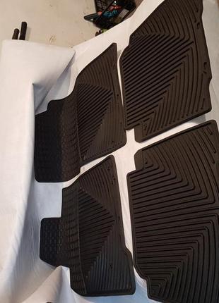 Авто коврики резина Ленд Крузер 200