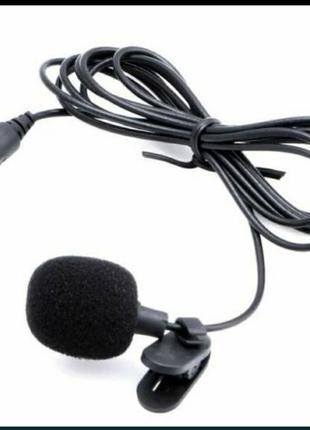 Петличка петличный микрофон новый