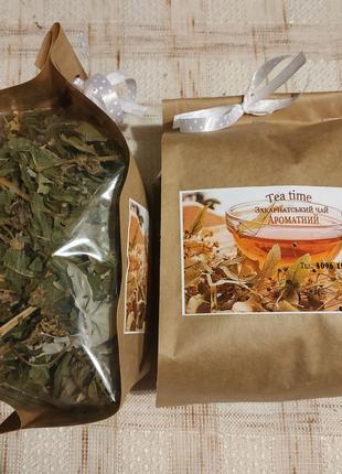 Карпатський чай Ароматний