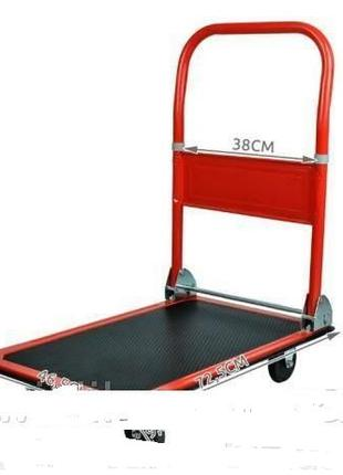 Платформна візок вантажна до 150 кг. Польща. О.