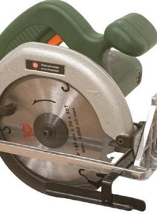 Пила дисковая электрическая 1100 Вт