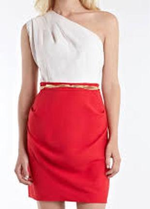Spotlight by warehouse платье на одно плечо