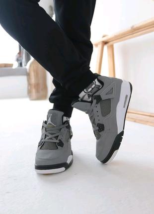 Nike Air Jordan 4 наложка