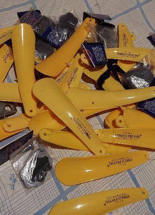 Ложки для обуви пластиковые