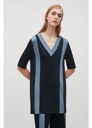 Cos топ блуза блузка