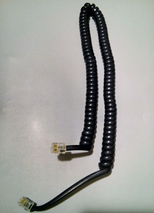 Кабель для телефонной трубки 4pin