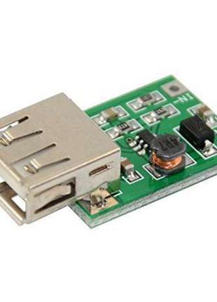 Повышающий USB модуль (0.9 - 5В)