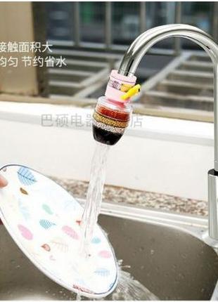 Побутовий фільтр для води на кран