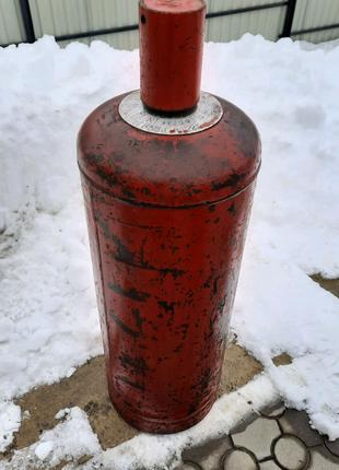 Балон газовий для плити
