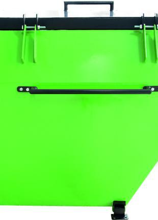 Рециклер асфальто-бетона РА-500 для переработки асфальта