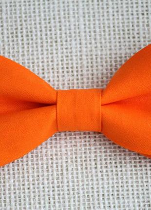 Бабочка оранжевая / морковная