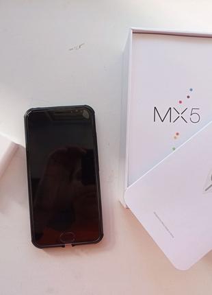 Meizu MX 5, 32 гб с документами, чехлом и блоком питания
