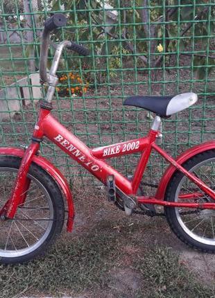 """Продам детский велосипед б.у. 16"""". 350 грн"""