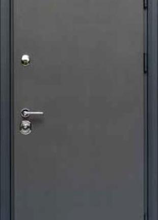 Двери входные с терморазрывом, в частный дом. Доставка, монтаж.