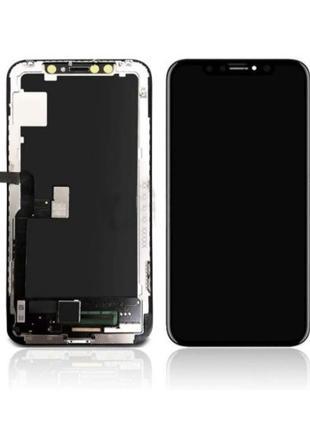 iPhoneX LCD+touchscreen black HH Hard new AMOLED