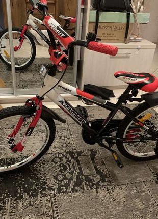 "Детские велосипеды Azimut stitch Азимут Стич 12-20""  КИЕВ!!"