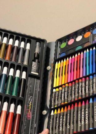 Набор Художественный Большой В кейсе для творчества 150 Art-50%