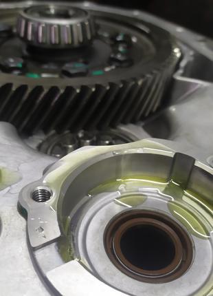 Жигули ремонт коробки передач