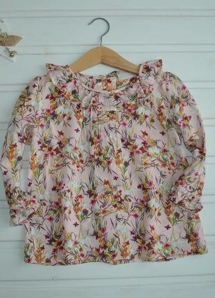 7 лет, блуза,next