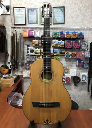 (3900) Гитара 3\4 с Нейлоновыми струнами