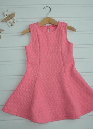 4-5 лет, платье