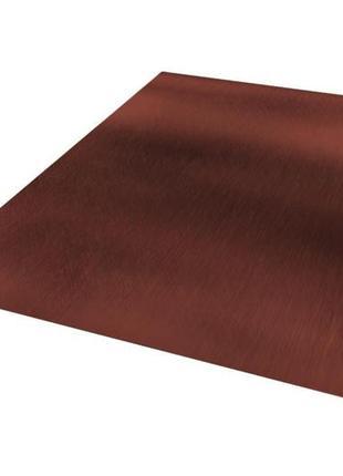 Лист алюмінієвий гладкий з полімерним покриттям товщина 0,58мм