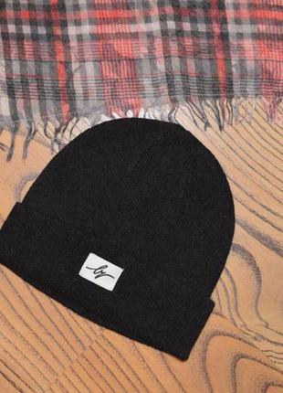 Стильная шапка женская унисекс h&m one size