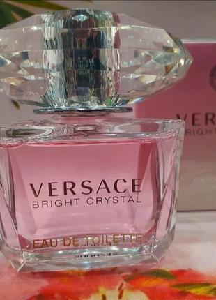 Туалетная вода versace bright crystal оригинал