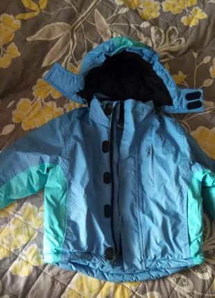 Куртка детская лыжная. Бренд CRANE