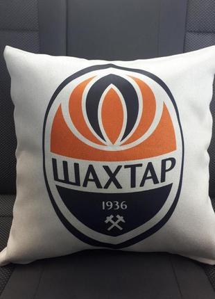 Подушка футбольного клуба Динамо,Шахтёр,Украина,Реал,МЮ