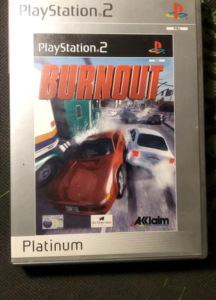 Burnout Ps2 (PlayStation 2)