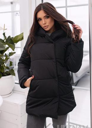 Куртка женская удлиненная