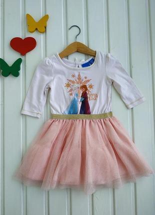 1,5-2 года, платье