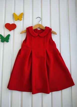 2-3 года, платье нарядное,matalan