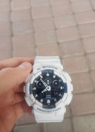 Casio g shock ga 100b