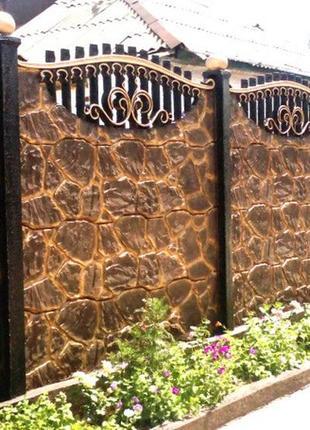 Бетонный забор Чернигов