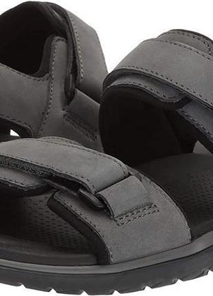 Мужские сандалии нубук 44-45 размер.