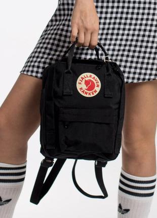 Рюкзак женский kanken mini 7l | рюкзак жіночий портфель канкен