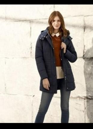 Тёплая женская куртка евро зима esmara 36