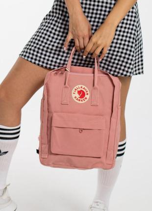 Рюкзак женский kanken classic 16l | рюкзак жіночий портфель...