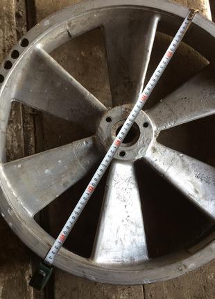 Шкив алюминиевый 55 см