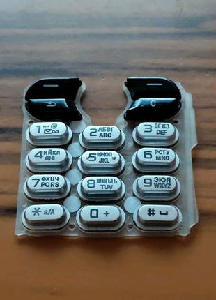 Клавиатура Для Sony Ericsson T610-оригинал
