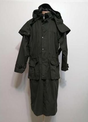 Куртка - плащ sherwood forest, waterproof and breathable, новая!