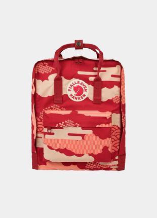 Рюкзак женский kanken classic art 16l | рюкзак жіночий портфель
