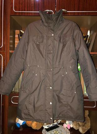Куртка парка весна осень