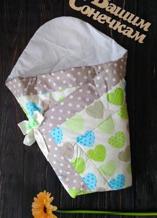 Конверт для пеленания одеяло